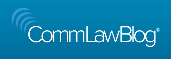 CommLawBlog Logo